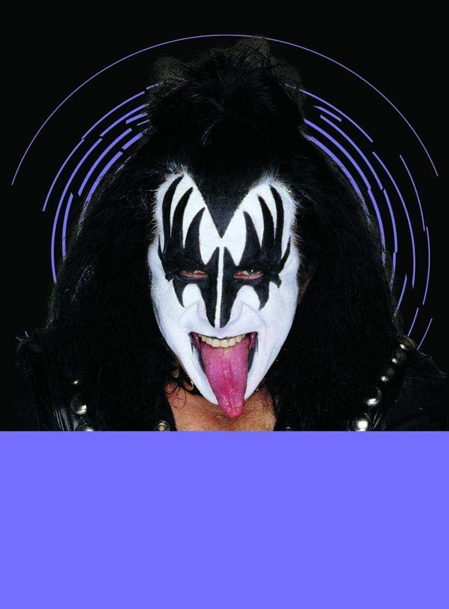 Kiss peluca Demonio: Amazon.es: Juguetes y juegos