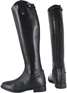 c70feff66a305 Horka Long Horse Riding Showing Competition Boots EXTRA WIDE WIDE STANDARD  CALF