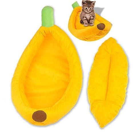 Reloj Moderno Stuoia Banana Forma de Gato, Diseño de Perro y ...