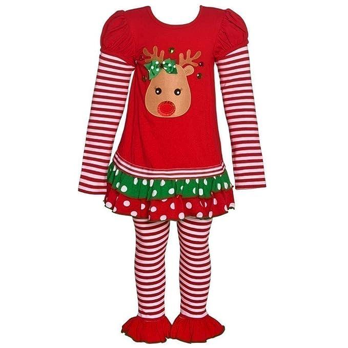 Amazon.com: Bonnie Jean - Juego de vestido y leggings de ...