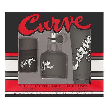 Curve Crush Fragrance Gift Set – Men s