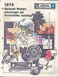 1979 GM Accessories Brochure Cadillac Corvette Firebird