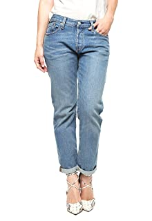 Amazon.com: Levis 501 - Pantalones vaqueros para mujer ...
