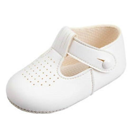 e6e68c534 Early Days Baypods - Zapatillas para Bebés con Diseño de Corte de Agujero   Amazon.es  Zapatos y complementos