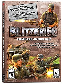 Blitzkrieg: The Complete Anthology (B00GPH7Y8S) | Amazon Products