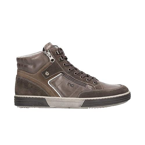 Nero Giardini Sneakers Scarpe Uomo Antracite 0611 A800611U  Amazon.it   Scarpe e borse 3283c69667e