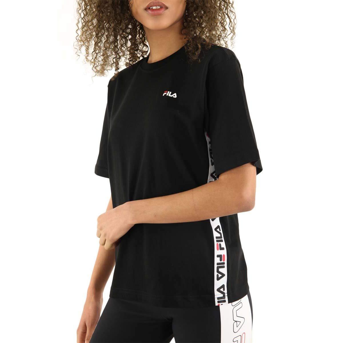 TALLA S. Fila Camiseta Talita Negro
