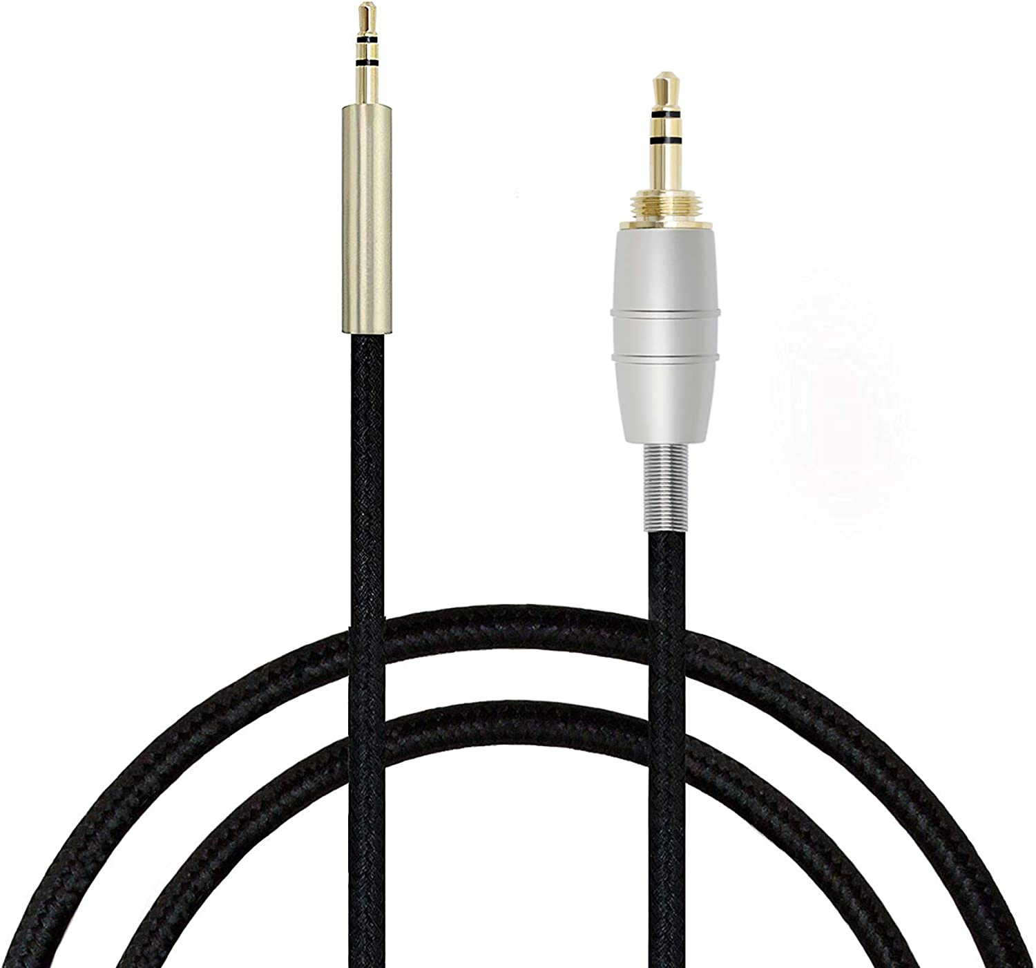 MiCity Replacement Audio Extension Cable Upgrade Cord for Bose Around-Ear 2 AE2 AE2i AE2w Headphones/ 1.2m