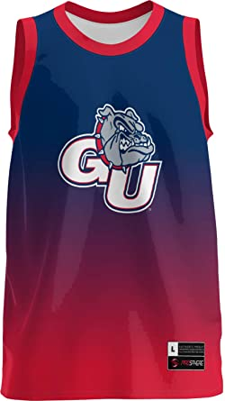 Amazon Com Prosphere Gonzaga University Men S Replica Basketball