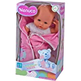 Nenuco - Muñeco Recién Nacido con Sonidos (Famosa 700012123)