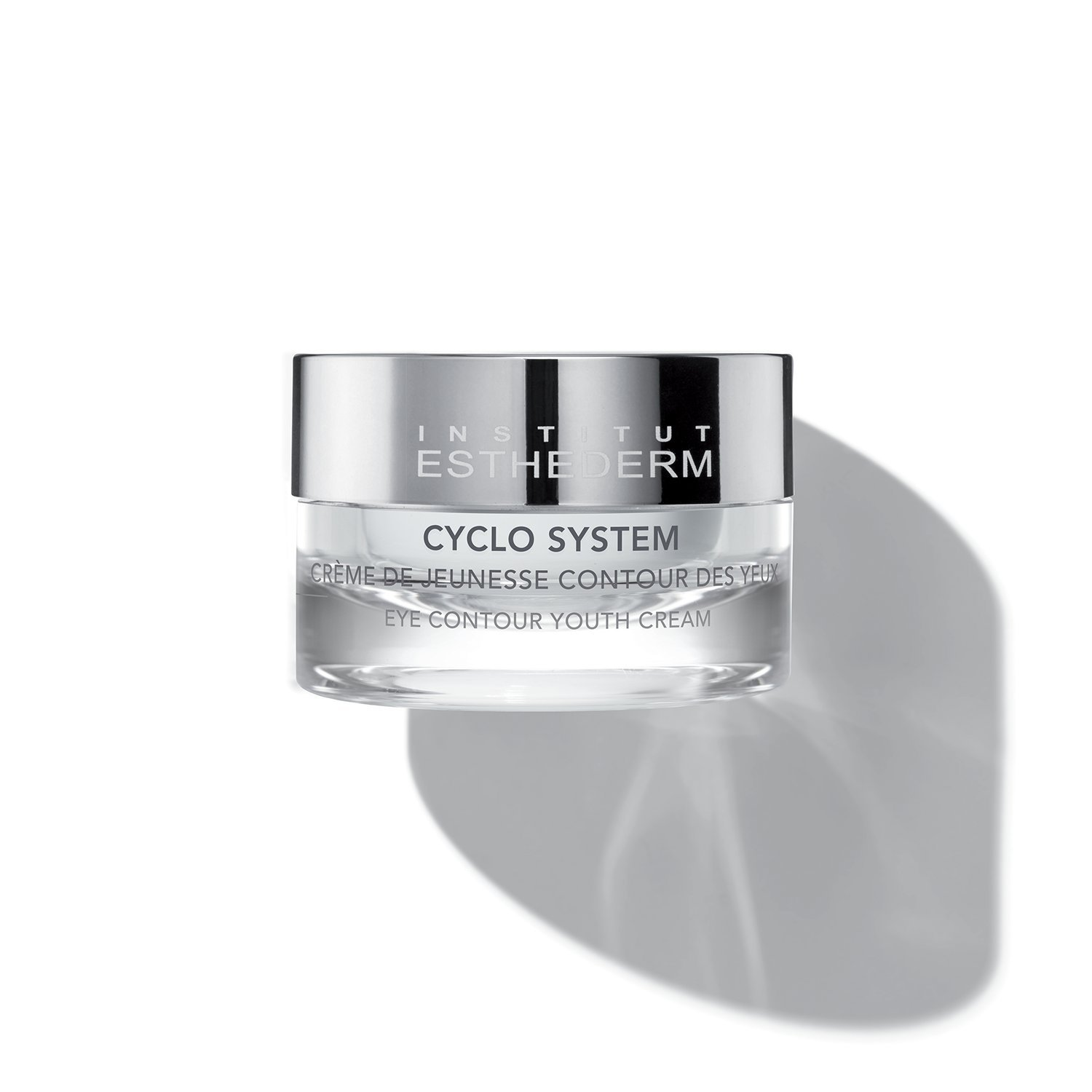 Institut Esthederm Cyclo System Eye Contour Youth Cream, densifying and smoothing eye contour treatment - 0.5oz