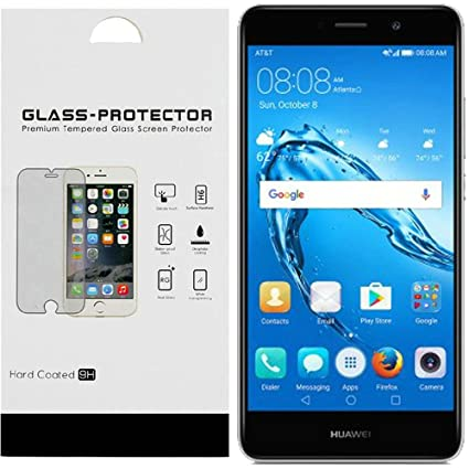 Huawei Ascend XT2 Temper Glass, SOGA [Tempered Glass Series] HD Screen  Protector for Huawei Ascend Xt2 Huawei Elate 4g Huawei H1711 (Full Coverage