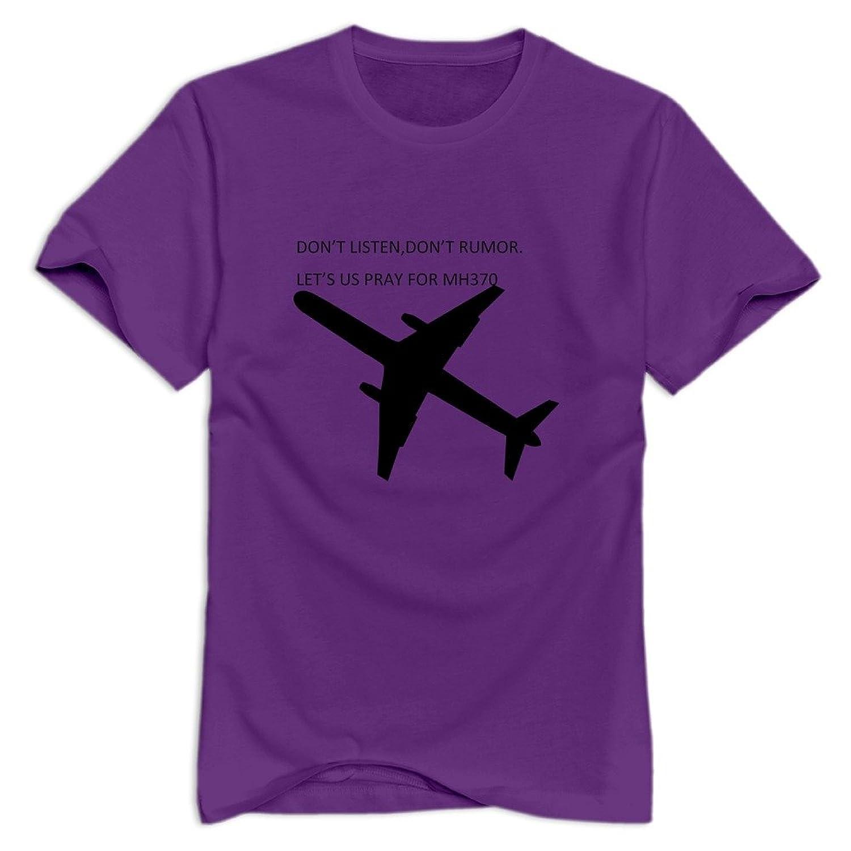 JJTD Men's Pray For MH370 T-Shirt