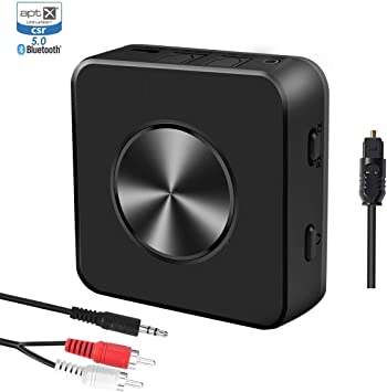 Audiocity Link - Receptor transmisor Bluetooth 5.0 con aptX-LL ...