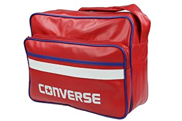 Converse Bag – Pocketed Reporter Sport red retro Red red Size 18.85 litres bd9b118a6bda3