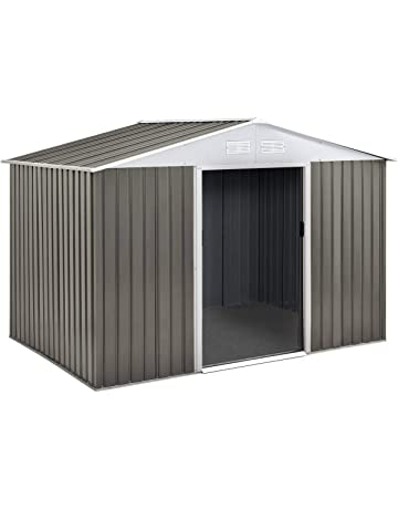 Caseta metálica Dallas 5,29 m²