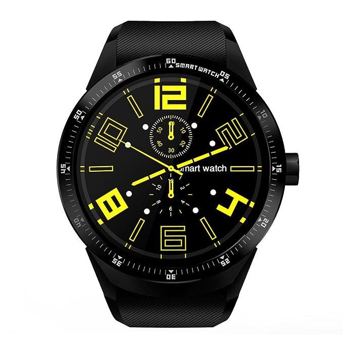 samLIKE Star 35 smart Watch Bluetooth 3 G Android SIM de ...