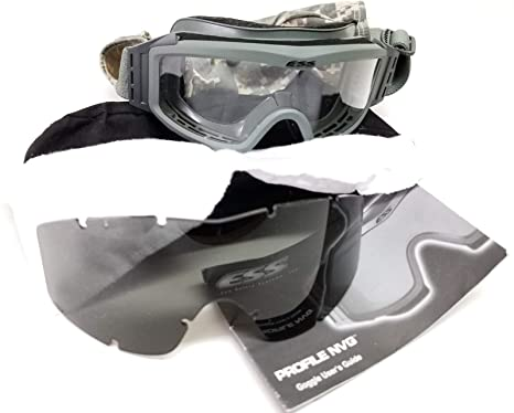 5cca255ddc Amazon.com   Eye Safety Systems (ESS) 740-0128 Profile NVG Goggles ...