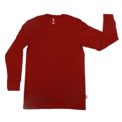 U.S. Polo Assn. Men's Long Sleeve Crew Neck Thermal Shirt at Men's Clothing store