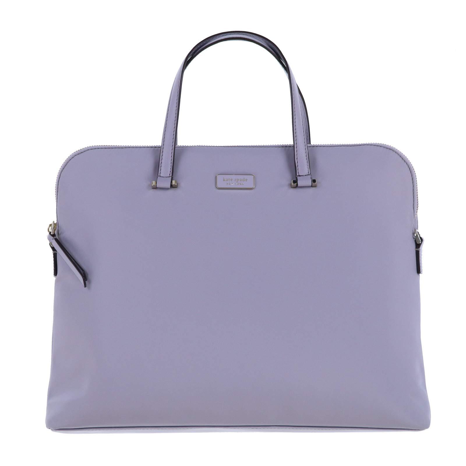 Kate Spade New York Tote Dawn Laptop Bag (Icy Lavender)