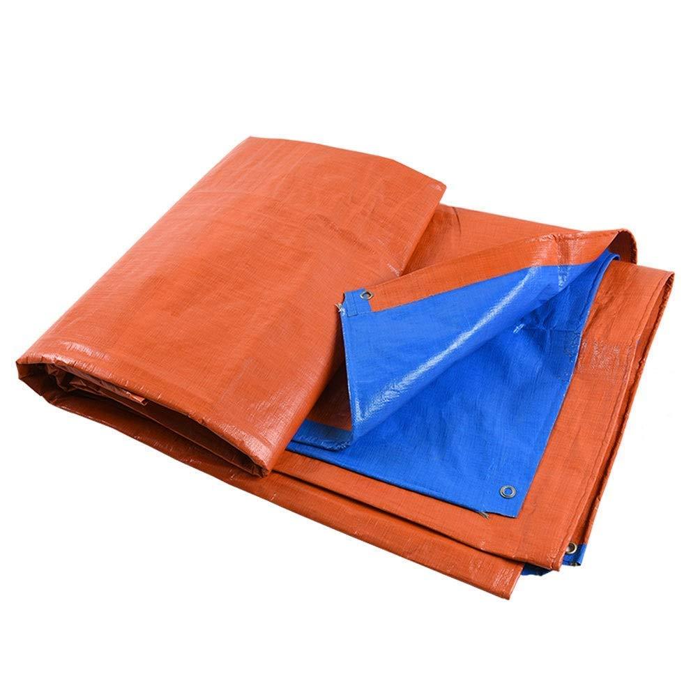 se descuenta 3x4m Lona Impermeable Gran Gran Gran depósito de projoección Solar Canopy Tienda de campaña Refugio Resistente al desgarro, Trajes para Autos Barcos Piscina de jardín  la red entera más baja