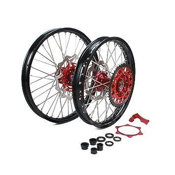 Juego de llantas completas para ruedas Supermoto - Delantera 1.6 x 21