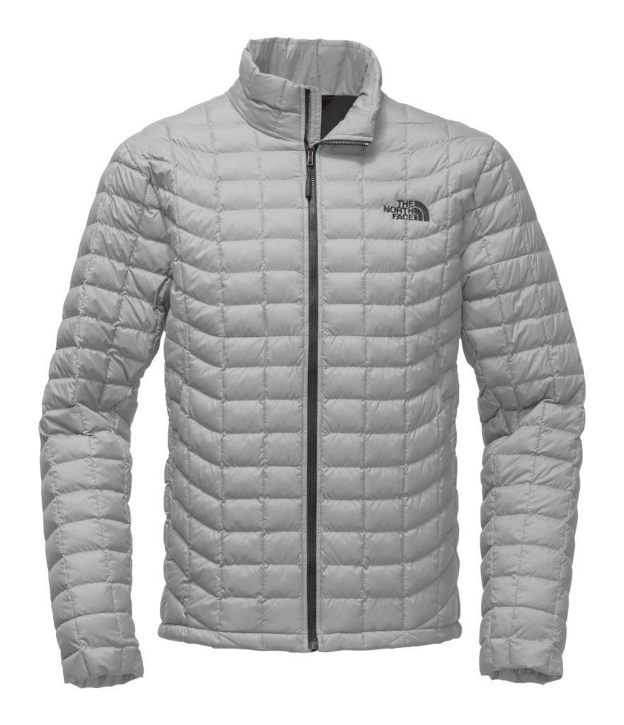 The North Face Men's Thermoball Jacket - Monument Grey Matte - L (Past Season) by The North Face