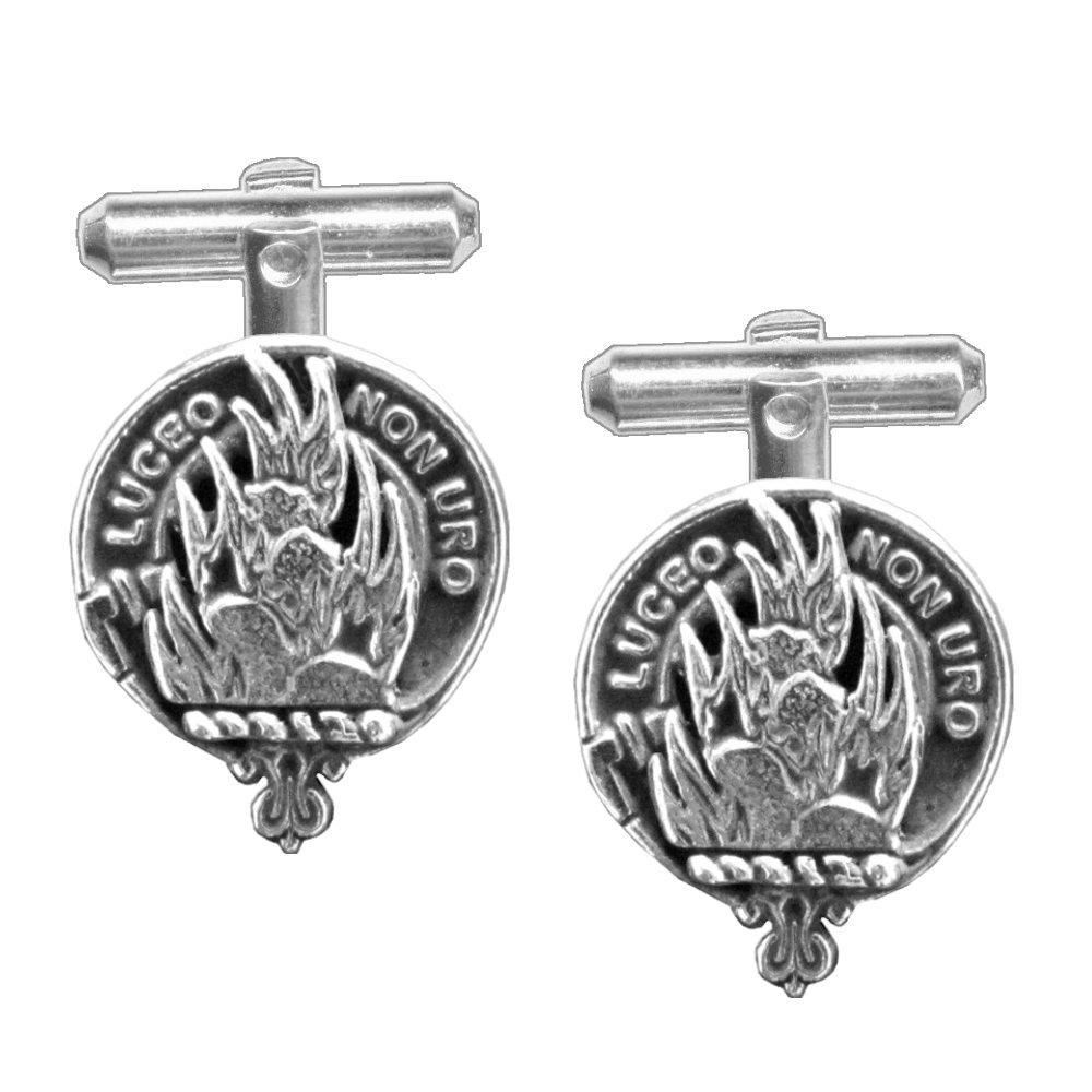 MacKenzie Scottish Clan Crest Cufflinks