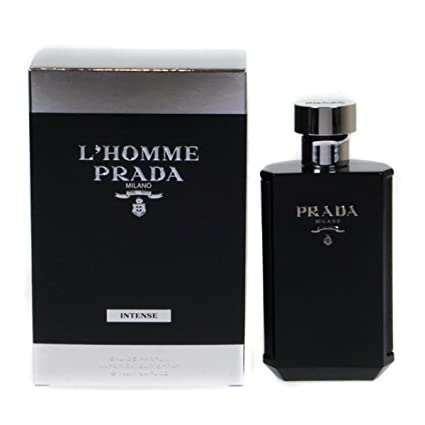 691f63900d Prada L'HOMME INTENSE Eau de Parfum 100ml: Amazon.it: Bellezza