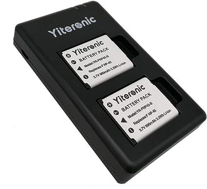 KAMERA AKKU-LADEGERÄT MICRO USB für FUJI Fujifilm FinePix JX500 JX520