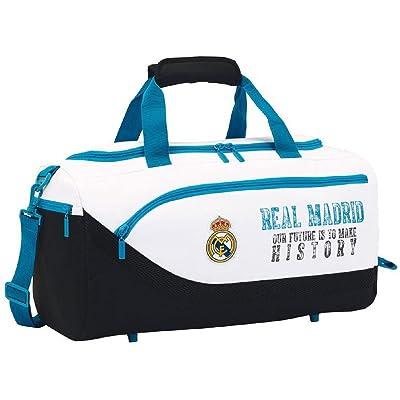 70f7ffe657 Sac de sport Sac de voyage Real Madrid club foot CR7 Ronaldo Benzema ...