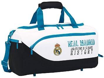 0e306b628f Sac de sport Sac de voyage Real Madrid club foot CR7 Ronaldo Benzema ...
