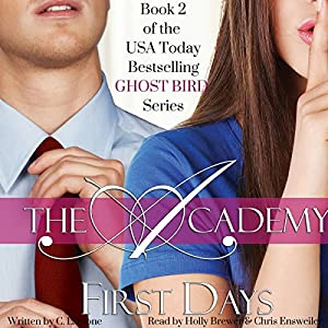 First Days Audiobook