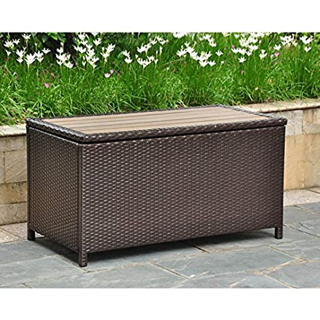 International Caravan Barcelona Coffee Table U0026amp; Storage In Chocolate Nice Design