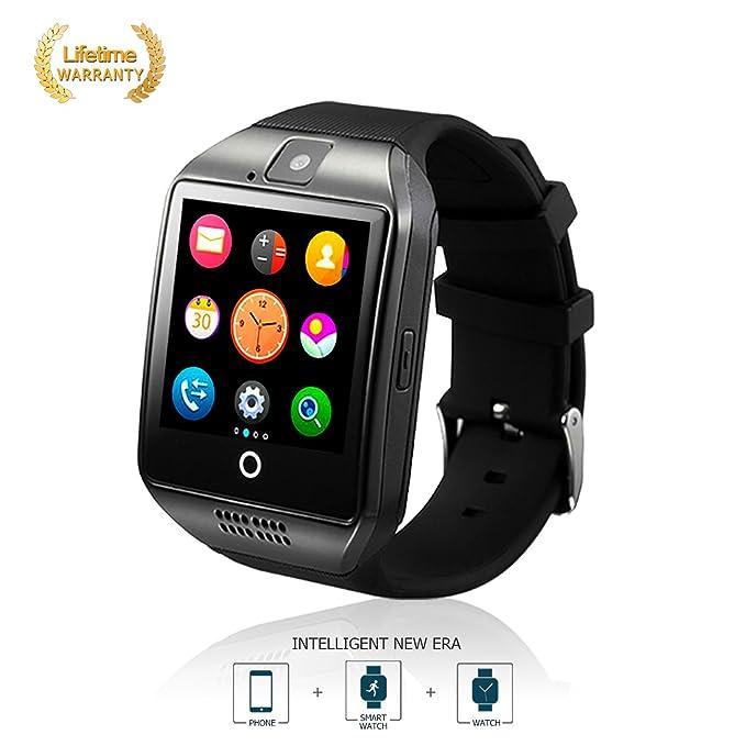82af947e5e0bb Bluetooth reloj inteligente Fitness Tracker Anti - perdido Q18 ...