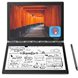 "2019 Newest Lenovo Yoga Book C930 10.8"" Dual-Display QHD 2560 x 1600 IPS & FHD 1920 x 1080 E Ink Mobius Touchscreen…"