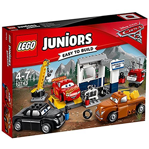 Buy Lego Smokey's Garage, Multi Color Online at Low Prices in India -  Amazon.in
