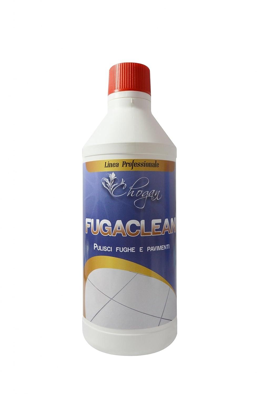 Prodotto Per Pulire Le Fughe.Chogan Fugaclean Detersivo Concentrato Per Pulizia Fughe Detergente Rinnovo Fuga 500ml