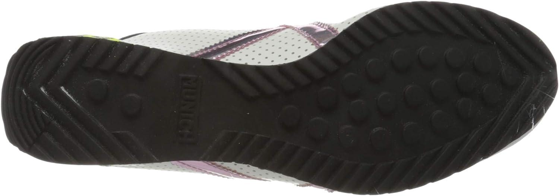 Munich Osaka 410 Sneakers voor volwassenen, uniseks wit (blanco)