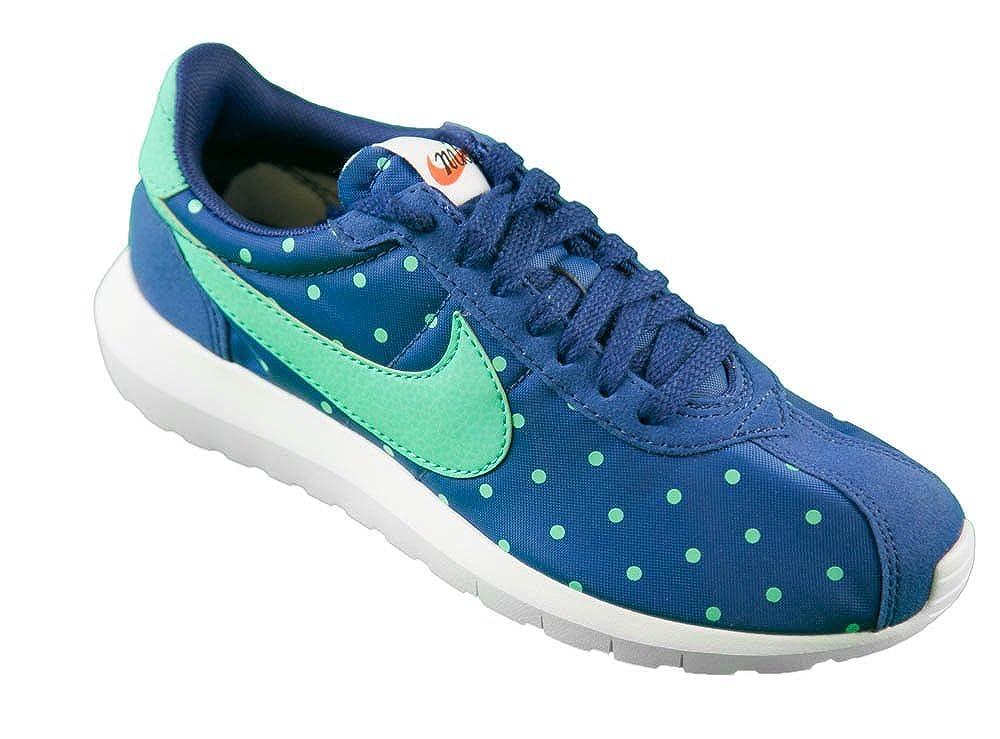 factory price f719f 06e6c Amazon.com   Nike Womens Roshe LD-1000 Print Running Shoes Deep Royal Blue  Size 6   Fashion Sneakers