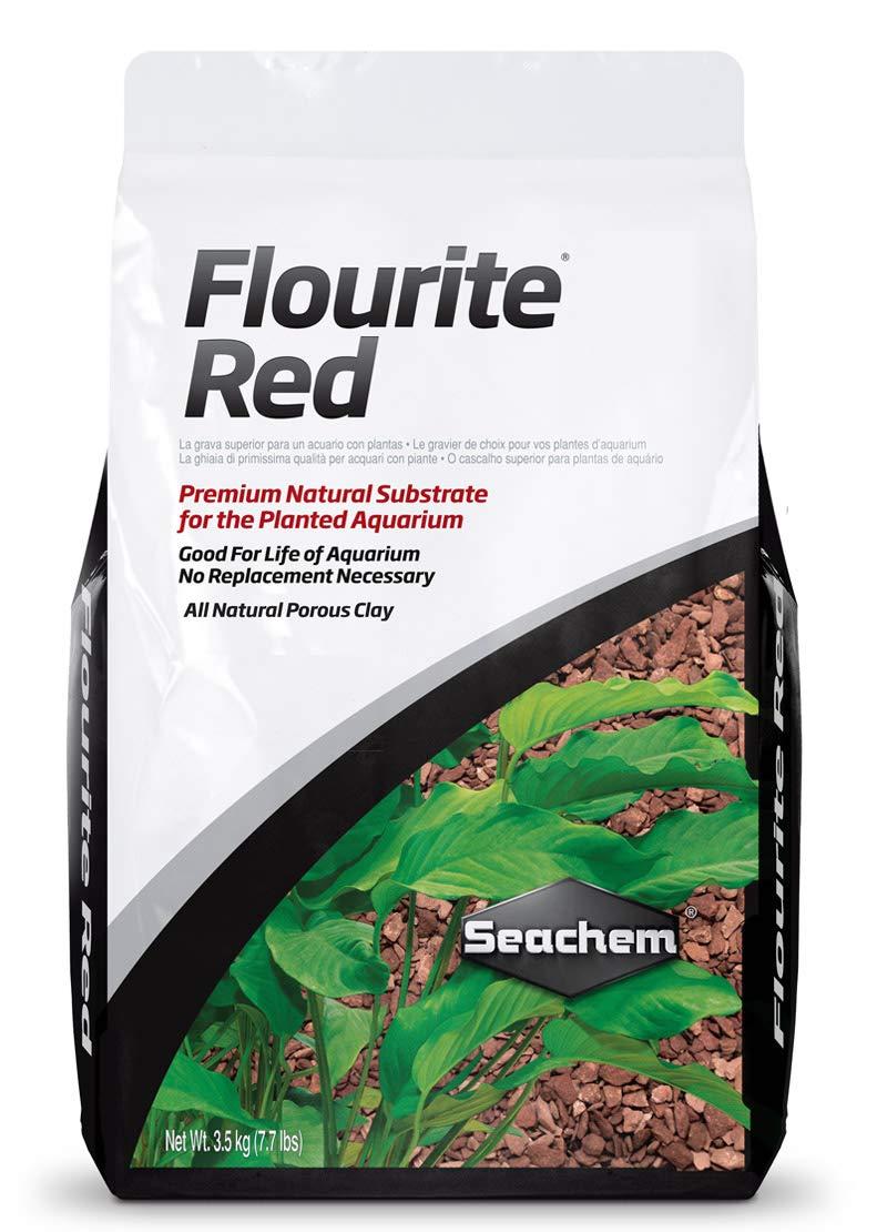 Flourite Red, 7 kg / 15.4 lbs by Seachem