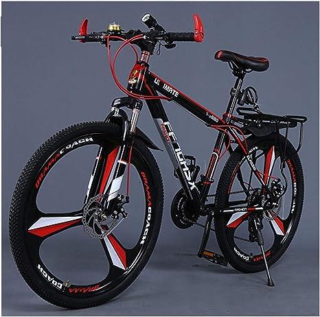Bicicleta De Montaña De 27 Velocidades con Suspensión Y ...