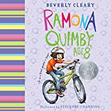 Bargain Audio Book - Ramona Quimby  Age 8