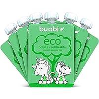 Buabi bolsitas reutilizables comida bebe - Pack