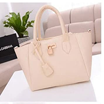 462fa91328 E9Q Korean Lady Women Hobo PU Leather Messenger Handbag Shoulder Bag Totes  Purse
