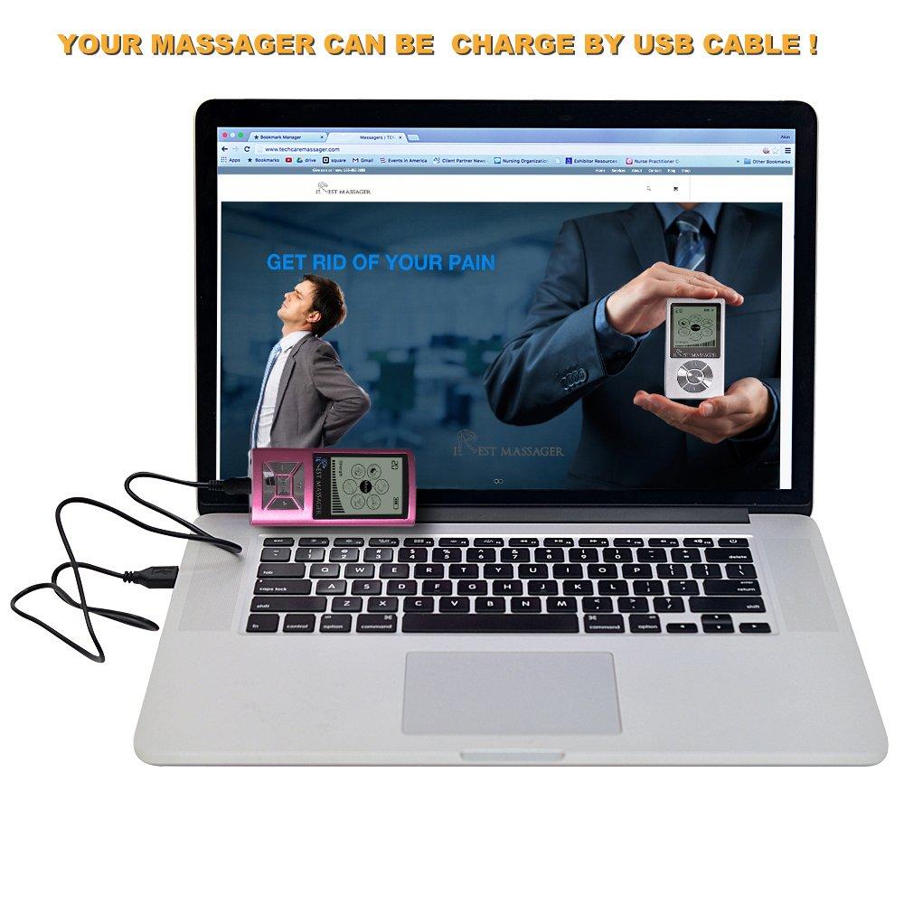 Irest Massager Tens Unit Fda 510k Cleared Lifetime Warranty Tens