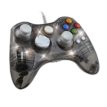 Amazon.com: Xbox 360 Wired Game Controller, USB Wired Pro ...