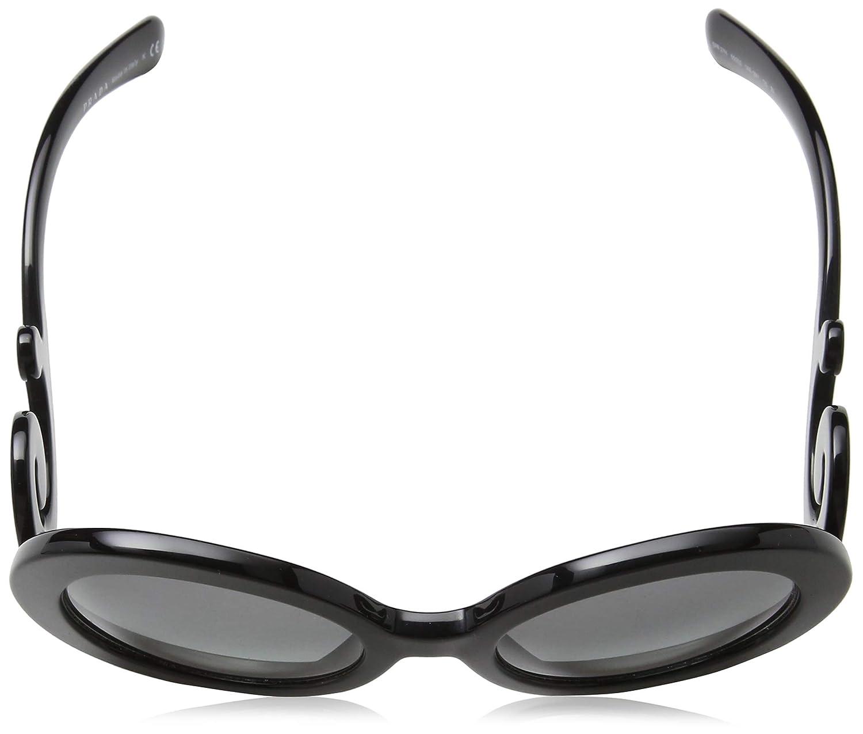 32f3b725322d PRADA Women s 27NS 0Pr27Ns 1Ab3M1 55 Sunglasses Black Grey Gradient  Prada   Amazon.co.uk  Clothing