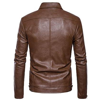 Boomboom Mens Winter Clothes, Cool Style Teens Boys Biker Moto Zipper Tops Jackets at Amazon Mens Clothing store: