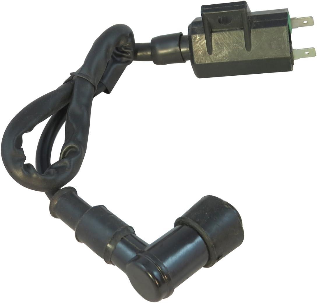Ignition Coil For Suzuki LT230 LT 230S Quadsport ATV Quad 1985 1986 1987 1988
